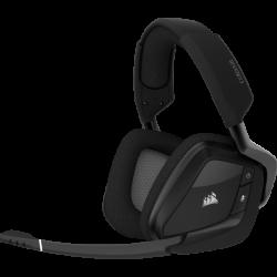 Corsair VOID ELITE Wireless Auriculares Diadema Negro