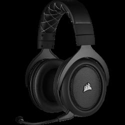 Corsair HS70 PRO Wireless Auriculares Diadema Carbono