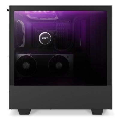 NZXT H510 Elite Vidrio templado Negro