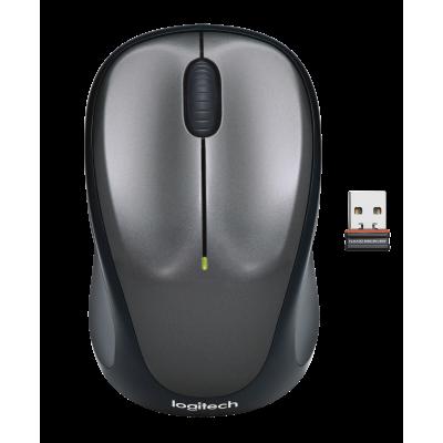 Logitech M235 ratón RF inalámbrico Óptico 1000 DPI Ambidextro