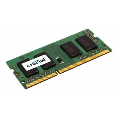 Crucial 8GB DDR3 SODIMM módulo de memoria