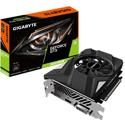 Gigabyte NVIDIA GeForce GTX 1650 SUPER 4 GB GDDR6