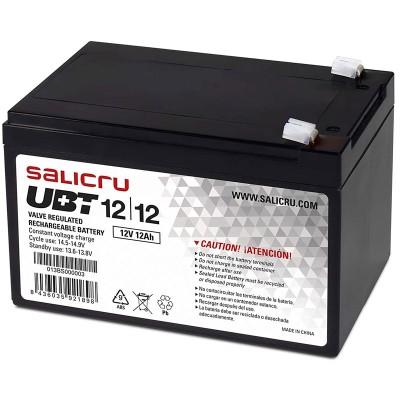 Salicru UBT 1212 Batería AGM recargable de 12 Ah  12 V