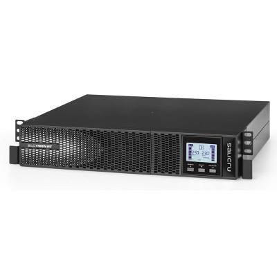 Salicru SLC Twin RT2 SAI On-line doble conversión torrerack de 700 VA a 10.000 VA