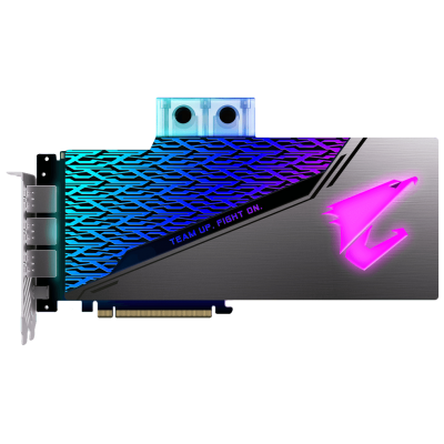 Gigabyte AORUS GeForce RTX 2080 SUPER Waterforce 8GB