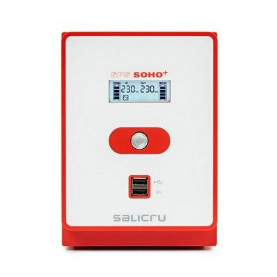 Salicru SPS SOHO SAI 1200+ 1200 720 VAW Line-Interactive