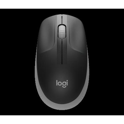 Logitech M190 ratón Ambidextro RF inalámbrico Óptico 1000 DPI