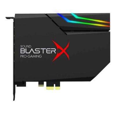 Creative Labs Sound BlasterX AE-5 Plus Interno 5.1 canales PCI-E