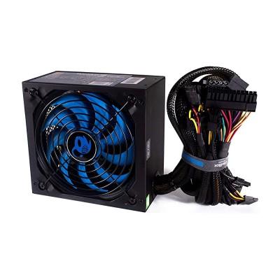 CoolBox DeepPower BR-800 unidad de fuente de alimentación 800 W 20+4 pin ATX ATX Negro