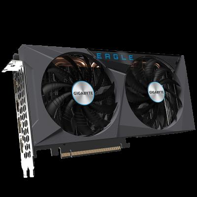 Gigabyte GeForce RTX 3060 EAGLE OC 12G (rev. 2.0) NVIDIA 12 GB GDDR6