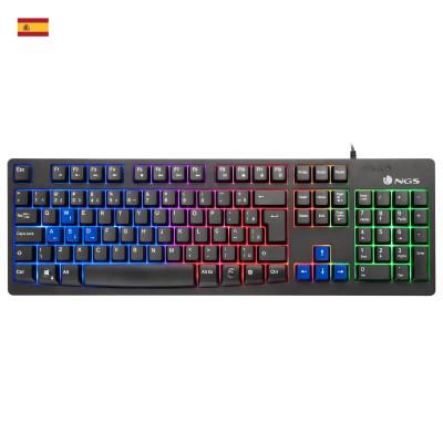 NGS GKX-300 (Español), QWERTY