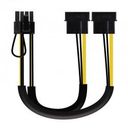 Nanocable 10.19.1201 cable de alimentación interna 0,2 m