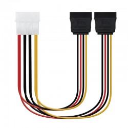 Nanocable 10.19.0102 cable de alimentación interna 0,3 m