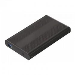 "TooQ TQE-2524B caja para disco duro externo 2.5"" Negro"
