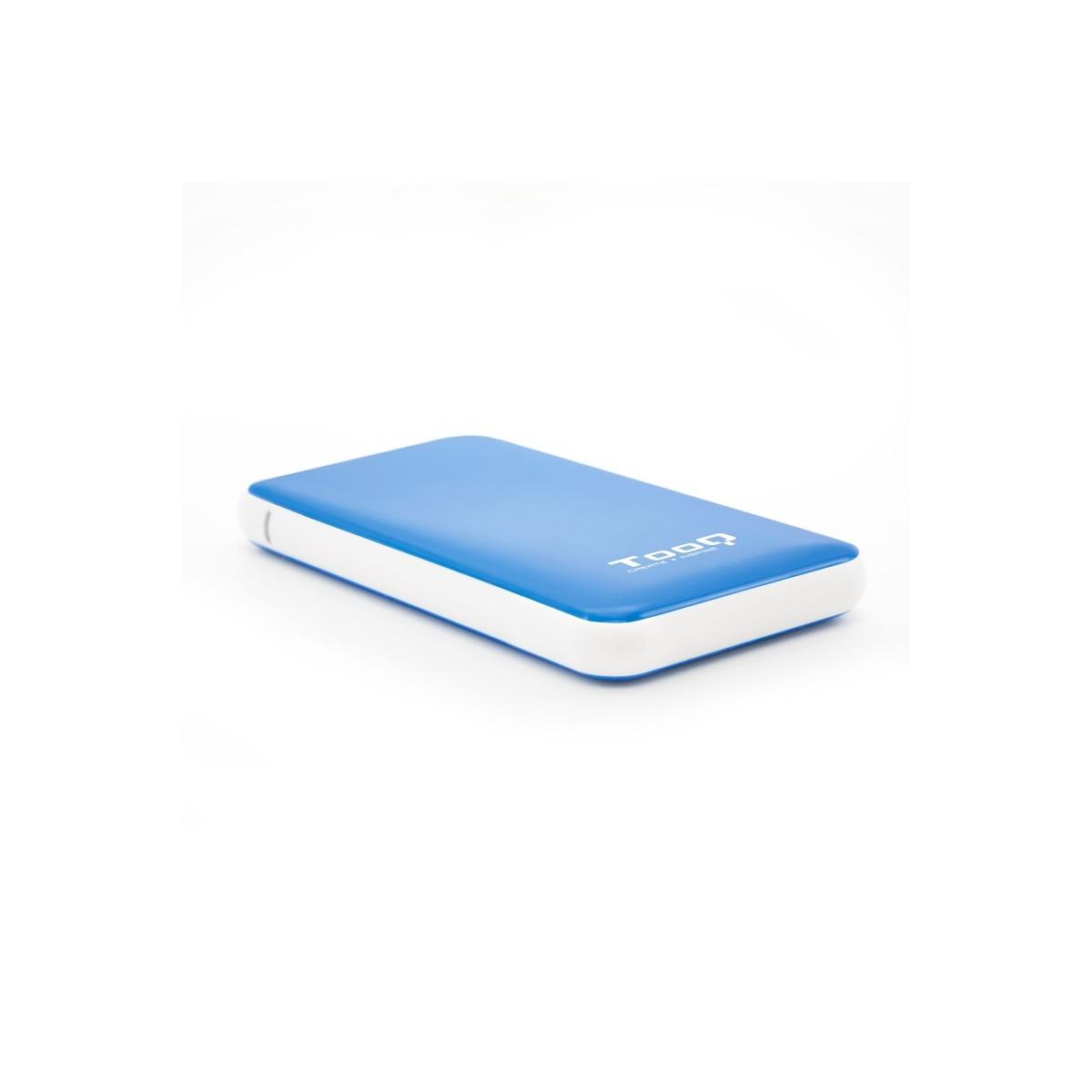 "TooQ Caja externa para discos duros 2.5"" SATA"