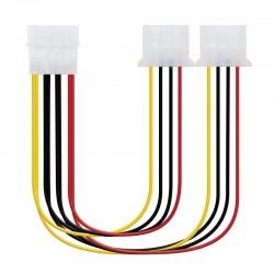 Nanocable 10.19.0402-OEM cable de alimentación interna 0,3 m