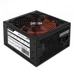 UNYKAch ATX 700W Gaming unidad de fuente de alimentación Negro, Rojo