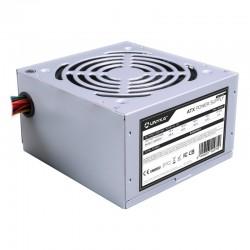 UNYKAch ATX 500W unidad de fuente de alimentación Plata