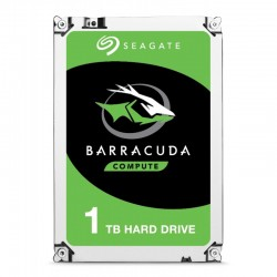 "Seagate Barracuda disco duro interno 3.5"" 1 TB Serial ATA 3"