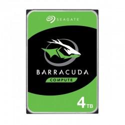 "Seagate Barracuda disco duro interno 3.5"" 4 TB Serial ATA 3"