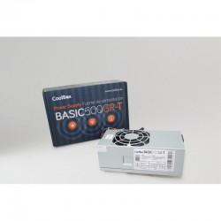 CoolBox BASIC500GR-T unidad de fuente de alimentación 500 W TFX Gris