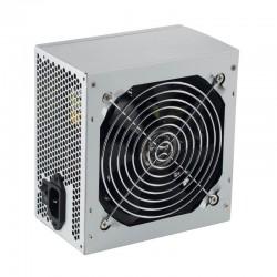 TooQ Fonte Ecopower II unidad de fuente de alimentación 500 W ATX Plata