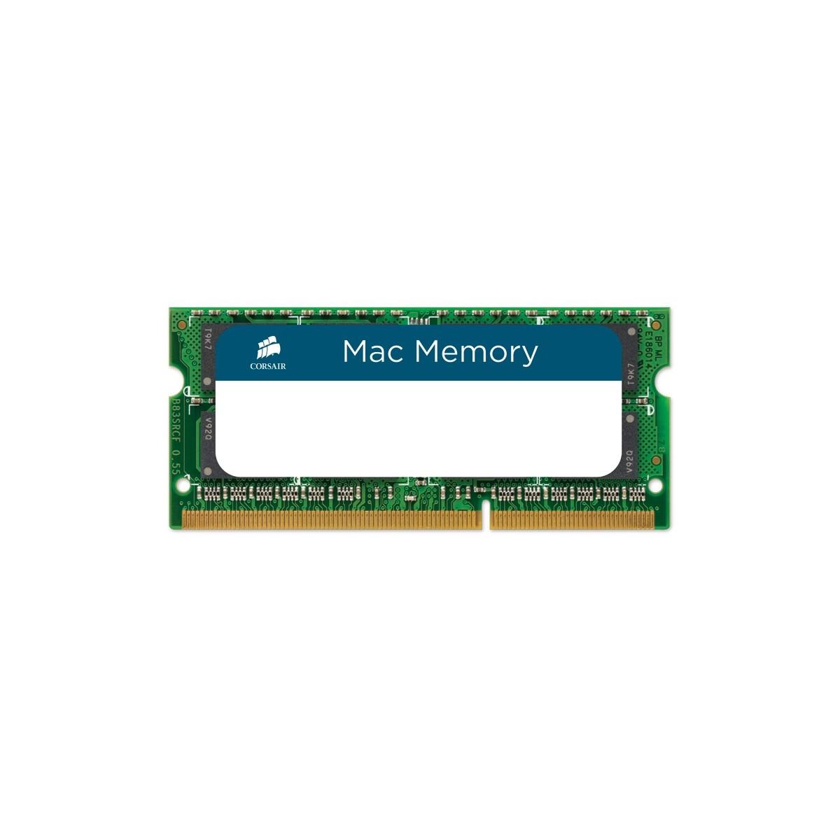Corsair 4GB, DDR3 1066 MHz módulo memoria SO-DIMM