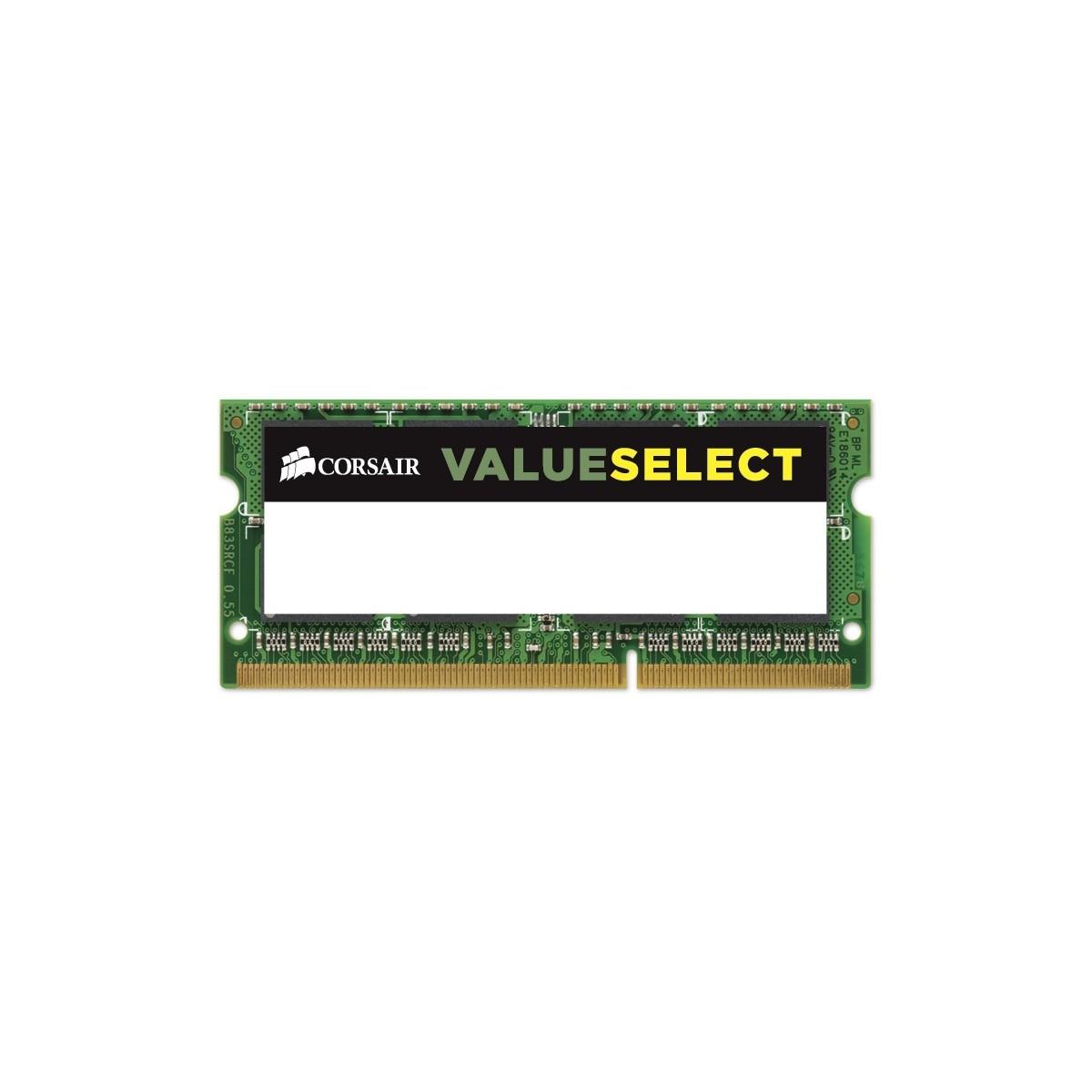Corsair 4GB DDR3L 1600MHz módulo memoria SO-DIMM