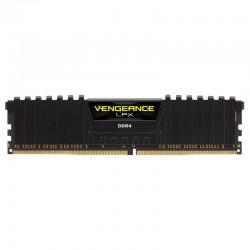 Memoria Corsair DIMM Vengeance LPX Roja 8GB PC4-19200 2400MHz DDR4