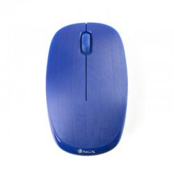 NGS Fog ratón RF inalámbrico Óptico 1200 DPI Ambidextro