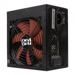 UNYKAch ATX 600W Gaming unidad de fuente de alimentación Negro, Rojo