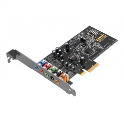 Creative Labs Sound Blaster Audigy FX 5.1 - PCI Express