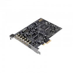 Creative Labs Sound Blaster Audigy Rx 7.1 - PCI Express