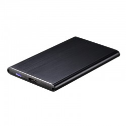 TooQ TQE-2529B caja para disco duro externo