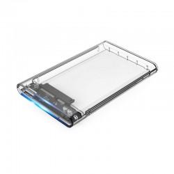 """CoolBox COO-SCT-2533 caja externa para disco duro externo 2.5"""" (SSD)"""