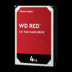 "Western Digital Red 3.5"" 4 TB Serial ATA 3"